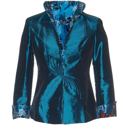 Washable Jacket - Blue