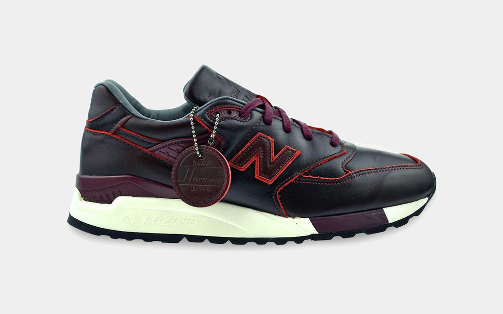"New Balance M998WD ""Horween""-Sneakers-New Balance-Circle of Trust"