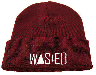 DOPE SUPREME   WASTED YOUTH BEANIE HAT COMME DESD F CKDOWN SNAP BACK UK  MADE! 6c9ca47002a