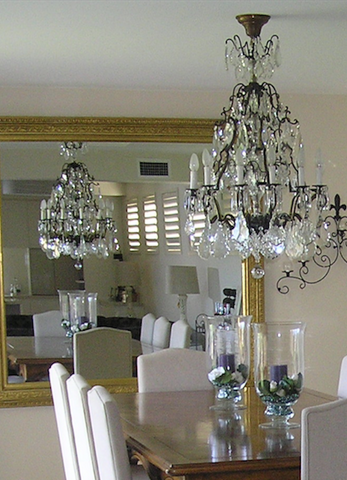 Lighting - Chandelier, Pendant & Wall Lights