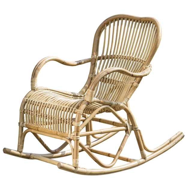 Rattan Rocking Chair