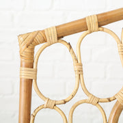 Natural Cane Setting - 4 Piece - Natural