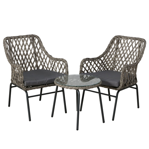 Siena 3 Piece Outdoor Set