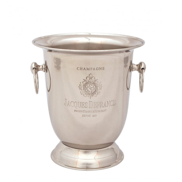Jacques Defrance Champagne Bucket - Allissias Attic  &  Vintage French Style