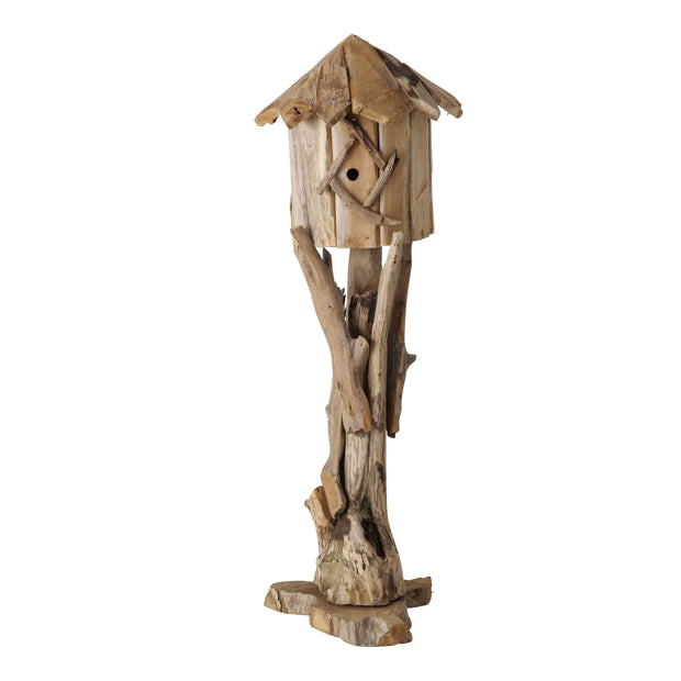 Timber Birdhouse