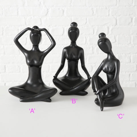 Yoga Ladies - 3 styles and 2 colour options