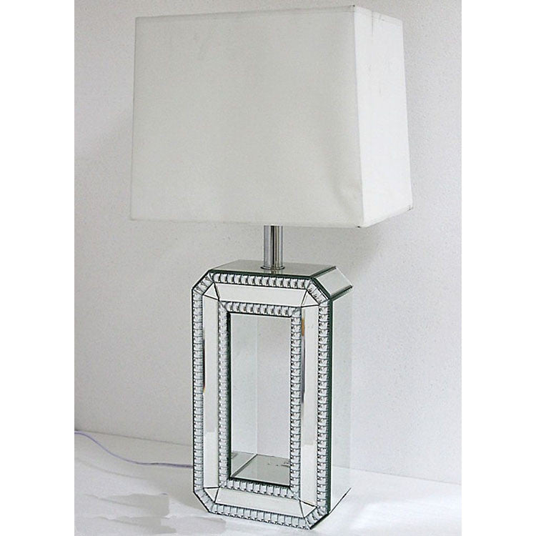 Venetian Glass Table Lamp - 79cm - Allissias Attic  &  Vintage French Style