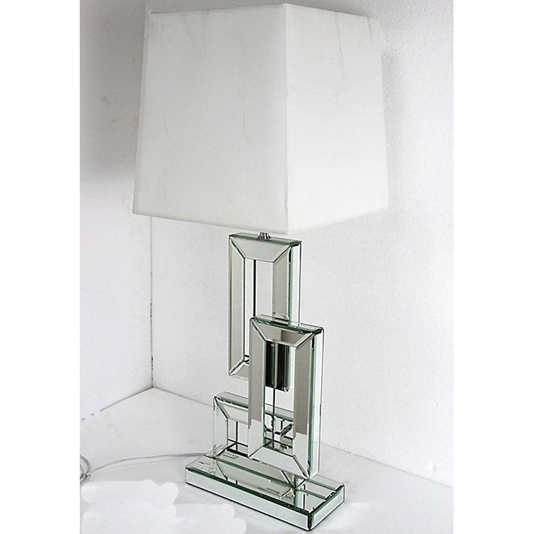 Venetian Glass Table Lamp - 86cm - Allissias Attic  &  Vintage French Style