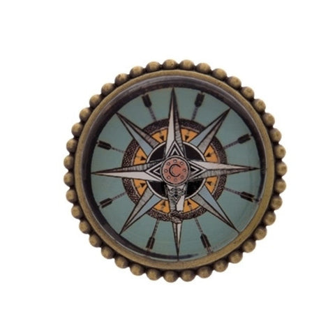 Mariners Cupboard Knob - Allissias Attic  &  Vintage French Style