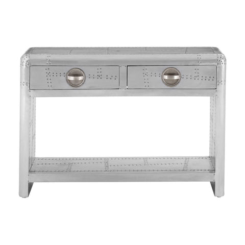 Aviation Styled Avro Console Table