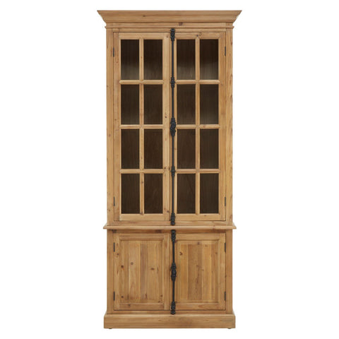 Colonial Timber Bookcase