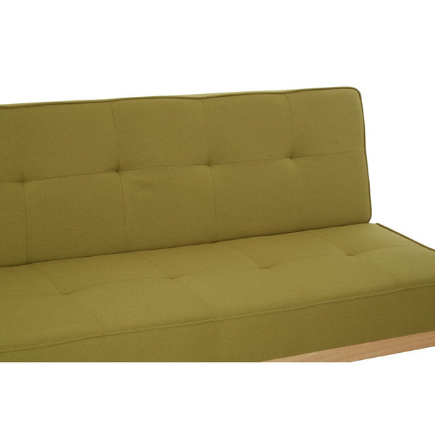 Stockholm 3 Seat Sofa Bed - Green