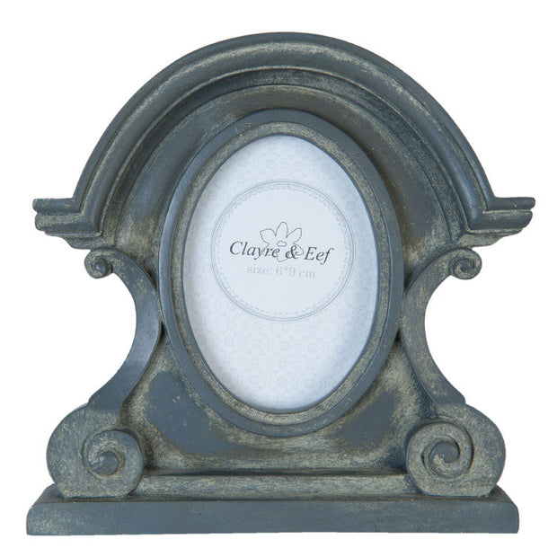 French Frame Small Photo Frame on Stand - Allissias Attic  &  Vintage French Style