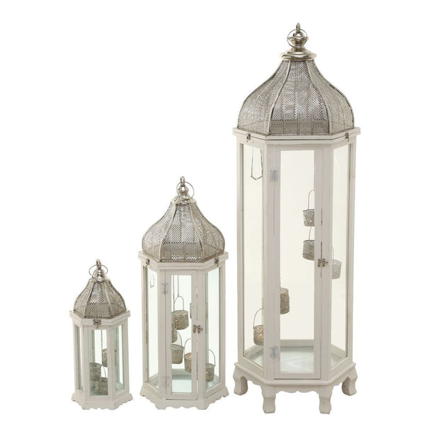 Large Kaden Lanterns - set of 3