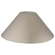 Lamp Shade - Cotton Empire Natural Hopsack