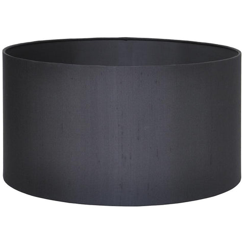 Lamp Shade - Pure Silk Lined Drum