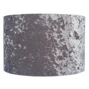 Lamp Shade -  Crushed Velvet With Metalic Lining