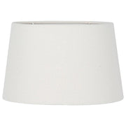 Lamp Shade - Cotton  Tapered Cylinder
