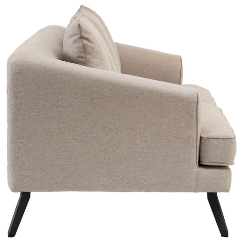 Milo Three Seater Sofa - Natural