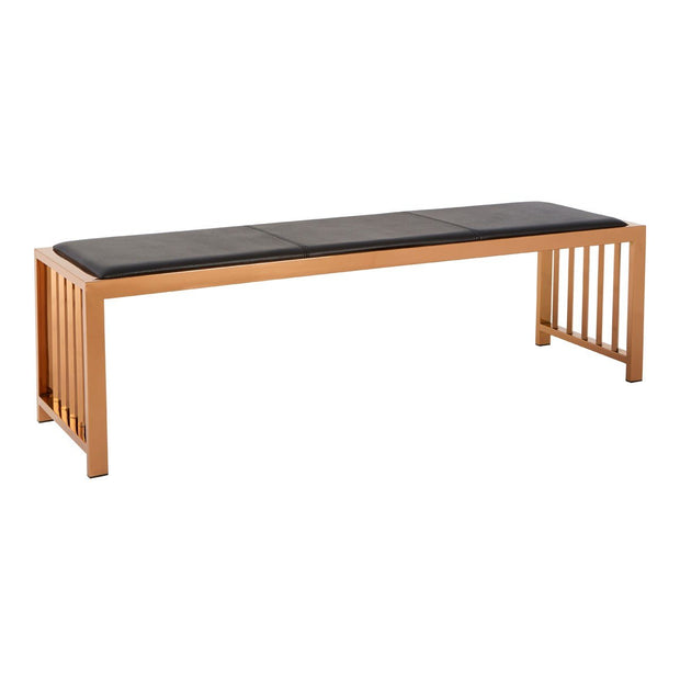 Novara Bench - Rose Gold