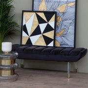 Contemporary Bailey Bench