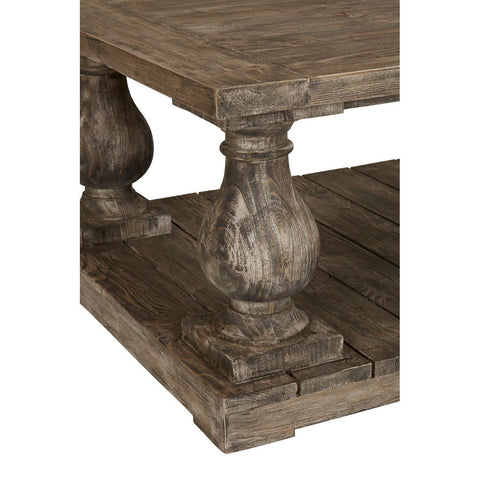 Pillars Coffee Table