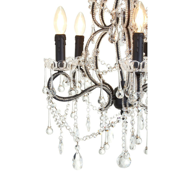 Kensington Townhouse French Chandelier
