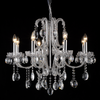 Beaded Chandelier - 8 Lights - Allissias Attic  &  Vintage French Style - 1