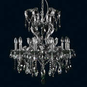 Chandelier with 12 Lights - Allissias Attic  &  Vintage French Style - 1