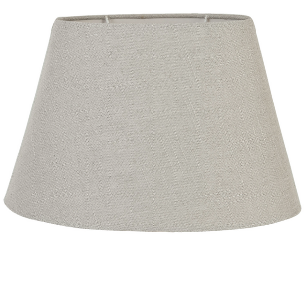 Grey Lamp Shade 300mm - Allissias Attic  &  Vintage French Style