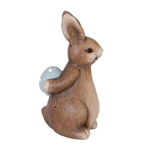 Ceramic Easter Bunny Decoration
