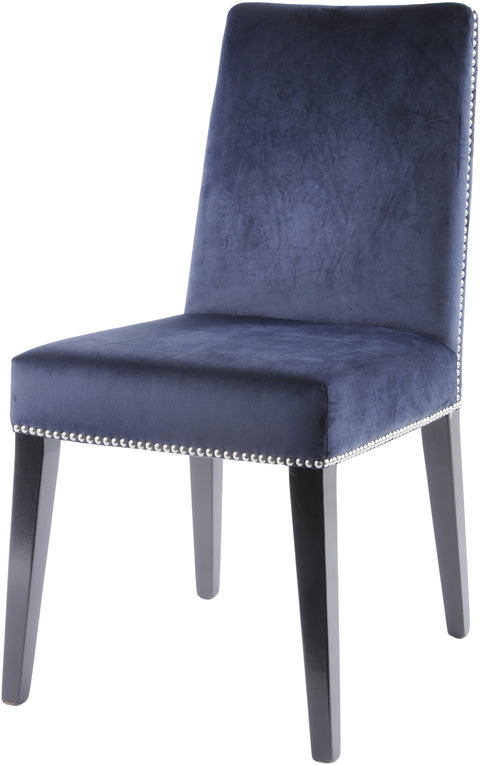 Midnight Navy Dining Chair - Set of 2