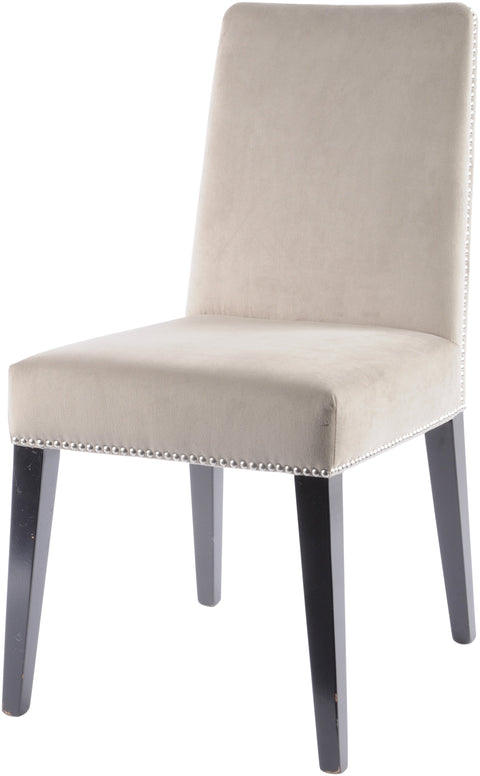 Taupe Dining Chair - Set of 2