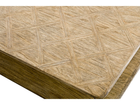 Anstey Mindi Wood Coffee Table