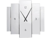 Aruna Retro Mirrored Wall Clock