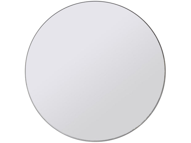 Fitzroy Bronze Circular Mirror-  Medium