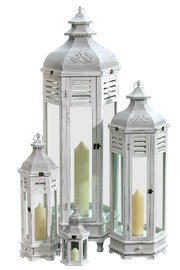 Ornate Lanterns - Set of 2