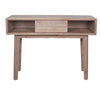 Acacia Wood 1 Drawer Console Table