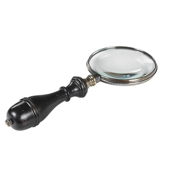 Oxford Magnifying Glass with Rosewood Handle