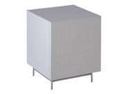 Bedside cabinet - Left side hinged