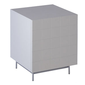 Bedside cabinet - Right side hinged