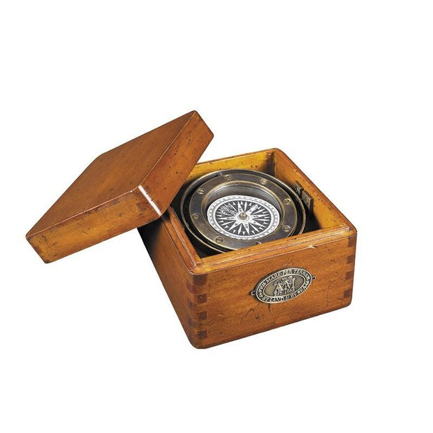Lifeboat Compass in Box
