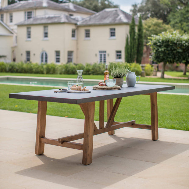 Chilson Trestle Dining Table - 2400mm