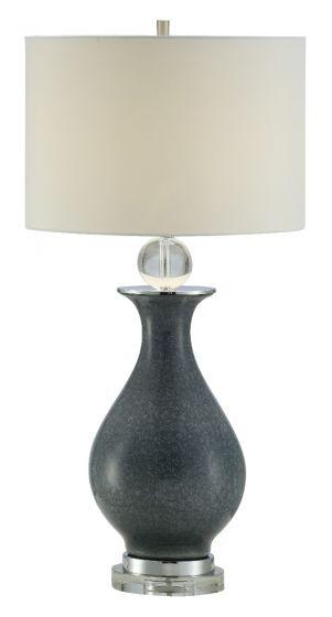 Fran Table Lamp - White