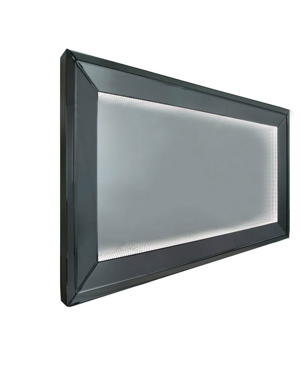 Smoked Mirror Wall Light - Extra Large