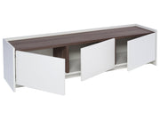 TV Sideboard with White, Oak or Walnut Top