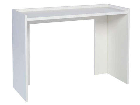 Console Table with White, Oak or Walnut