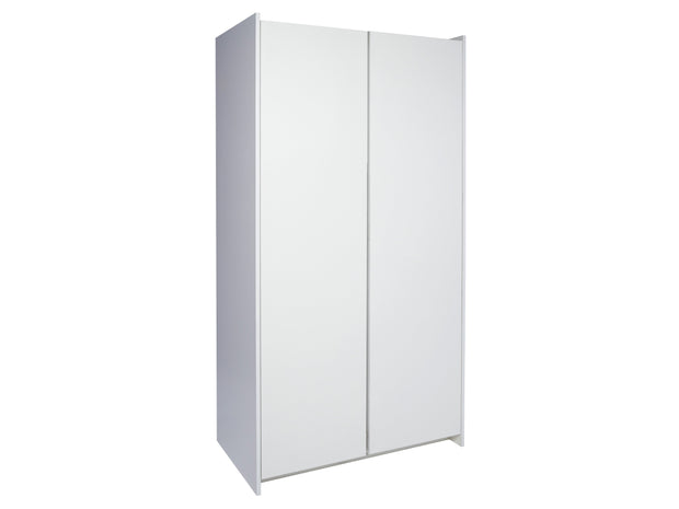 Wardrobe with White, Oak or Walnut Feature