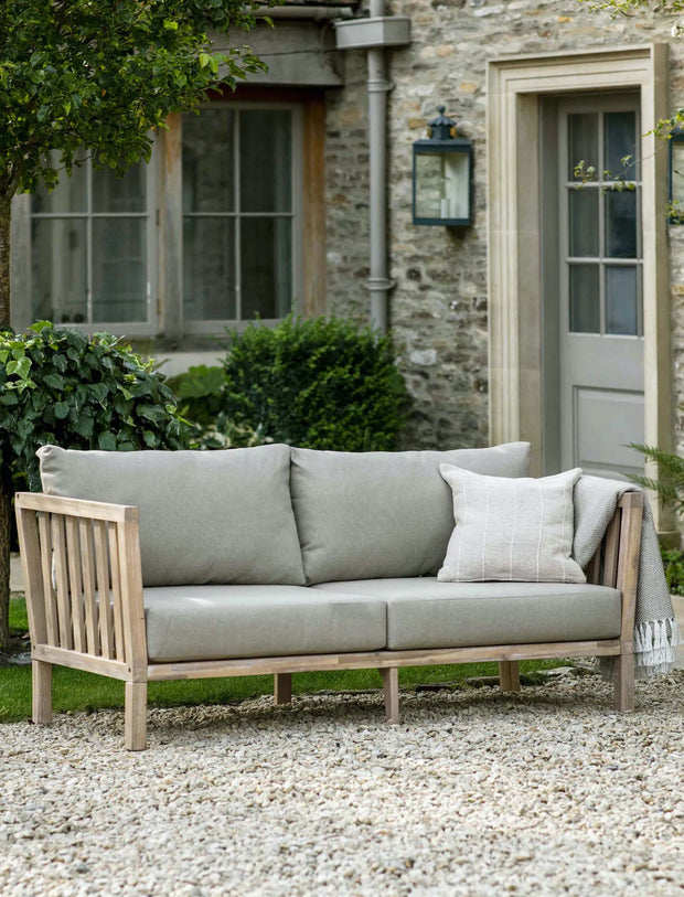 Porthallow 2 Seater Sofa - Acacia