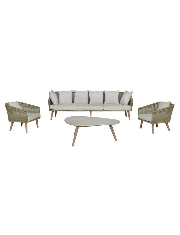 Colwell Outdoor Sofa Set